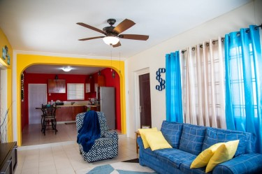 2 Bedroom Fully Furnished House For Rent With A/C