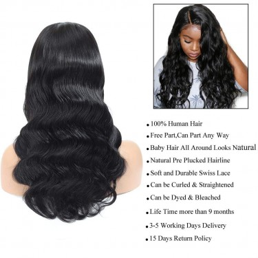 Beauhair Lace Front Wigs