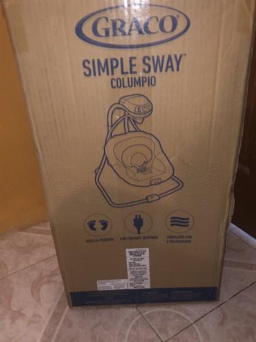 Graco Simple Sway Baby Swing