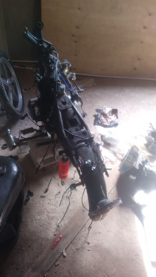 Part Frame Rims Carburetor And More