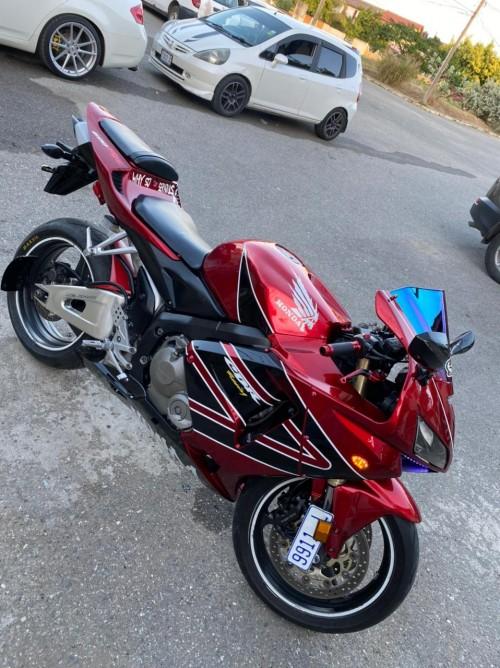 Honda 2005rr 600