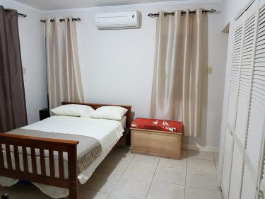 Fully Furnished 1 Bedroom And In-unit Laundry