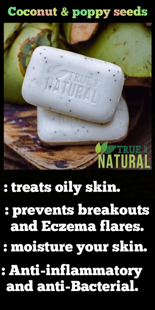 True And Natural Premium Soaps