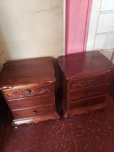 3 Drawer Bedside Tables