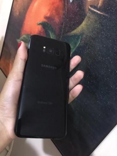 Samsung Galaxy S8 Plus - Works Great