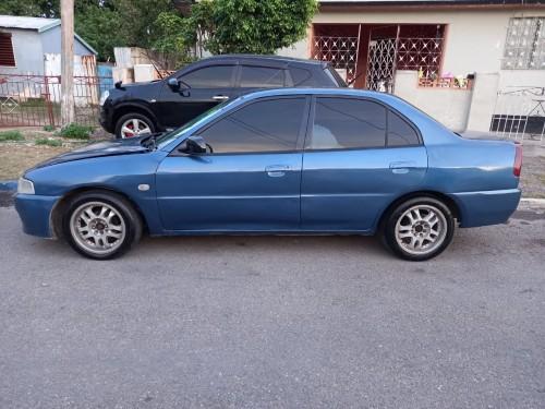 Mitsubishi 1998 Clean
