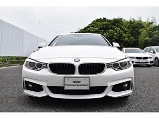 BMW 4 SERIES* 2015 WHITE