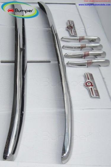 Volvo 834 Year 1950–1958 Bumper Full Set