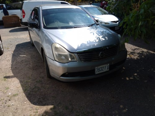 2007 Nissan Sylphy Bluebird