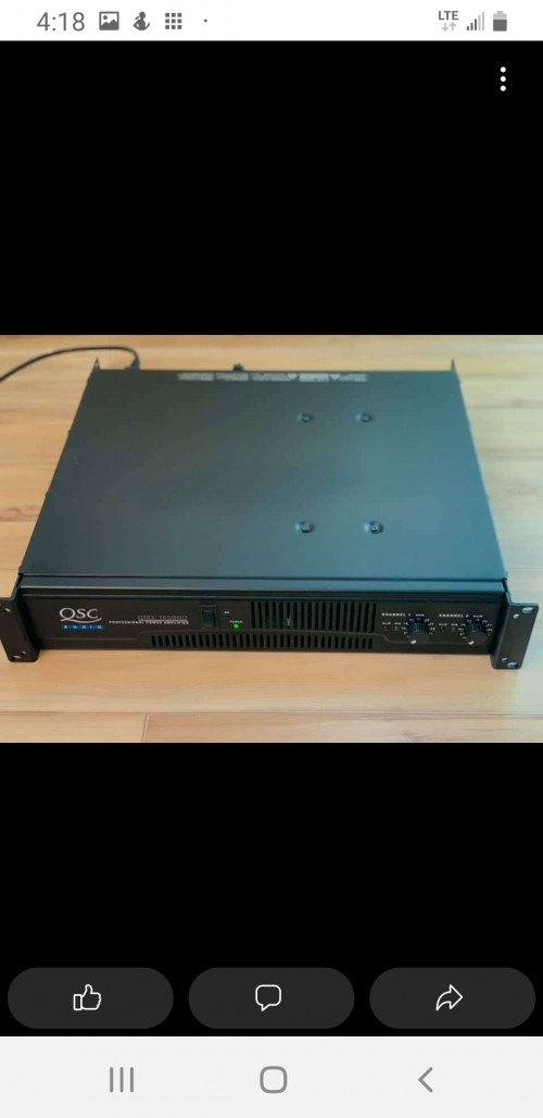 Qsc Rmx 1850hd For Sale