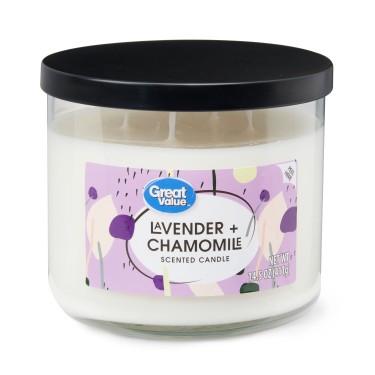 Velvet Sunset Single-Wick Jar Candle, 20 Oz.