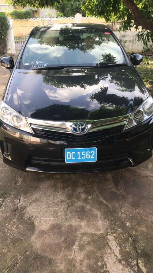 Toyota Sia (Hybrid)