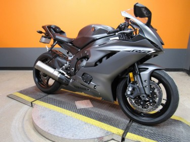 Yamaha Yzf R6 2019