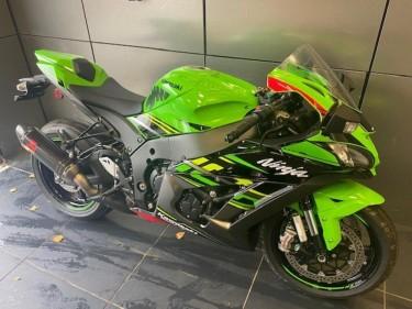 Kawasaki Zx10r 2020