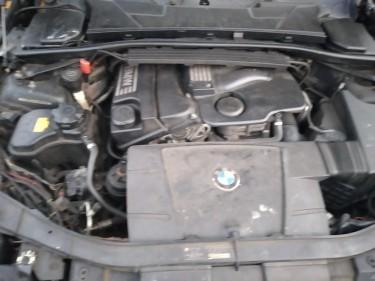 2008 BMW 320i/RHD
