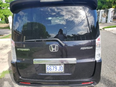 2014 Honda Step Wagon