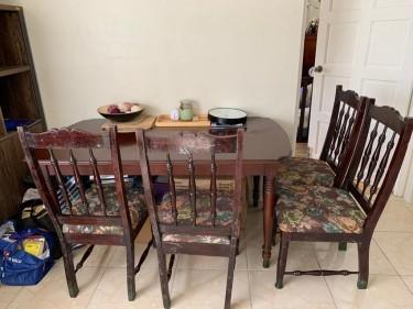 Four Seat Dining Set