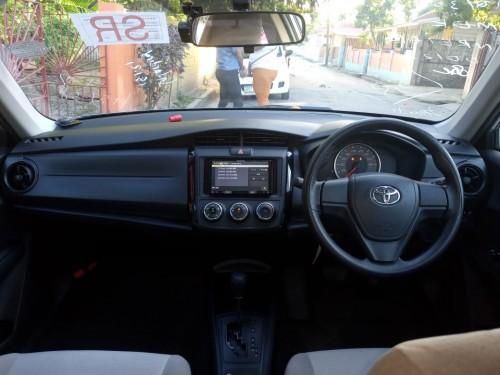 2015 Toyota Corolla Axio