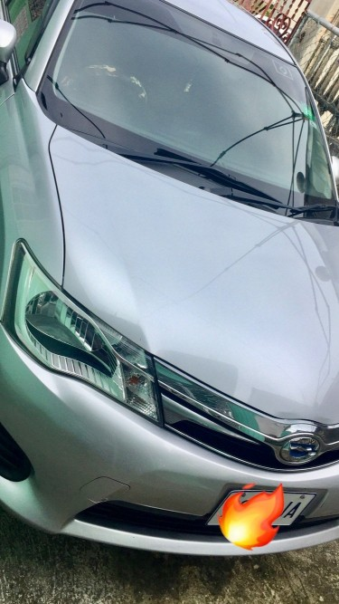 Toyota Fielder Hybrid