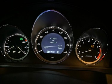 2011 Mercedes C-Class (Luxury)