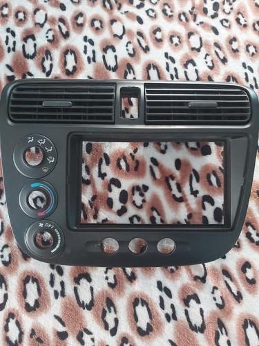 05 Honda Civic Radio Bezel