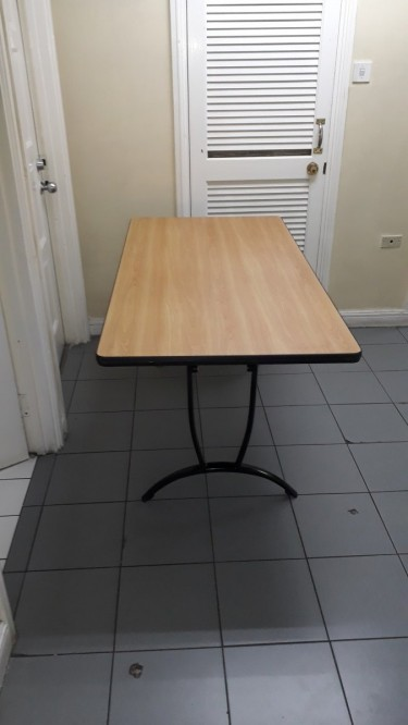 Folding  Table 30in X 60 In
