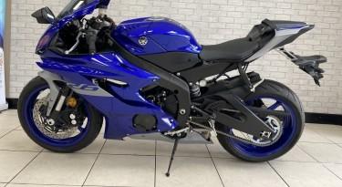 Yamaha R6 2020