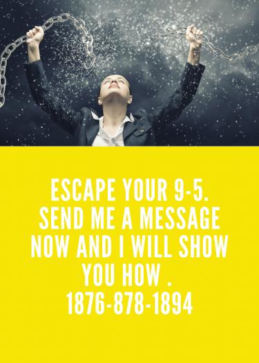 ESCAPE YOUR 9-5