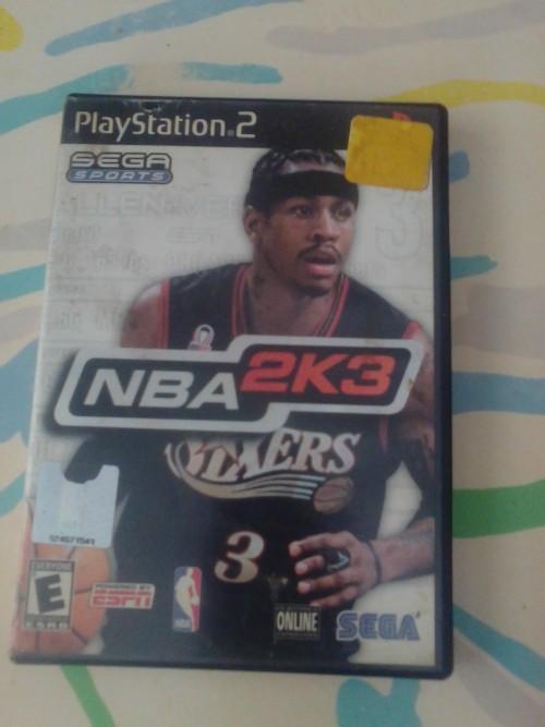 3 PS2 Games Including King Kong Grand Prix And NBA