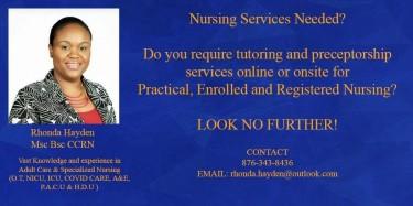 NURSING TUTORING SERVICES