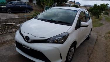 2014 Toyota Vitz Cars Greater Portmore