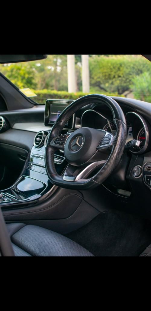 2018 Mercedes Benz GLC 300 Coupe