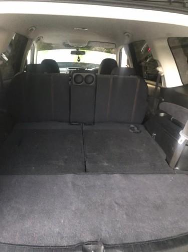 Subaru Exiga , 7 SEAT, 2019 Imported, Year 2010