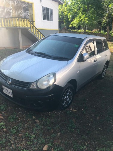 Nissan Ad 2013 4 Wheel Drive, Imported In 2018