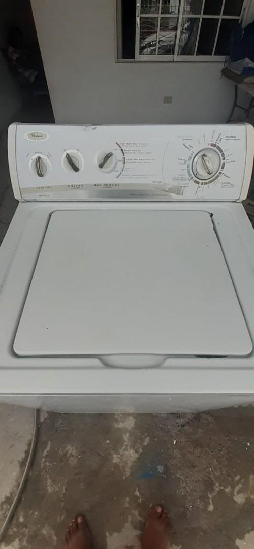 Used Whirlpool Washing Machine