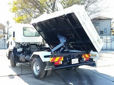 ISUZU FORWARD DUM/TIPPER 2011