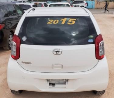 2015 Toyota Passo