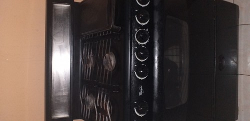 Whirloool Gas Stove 6 Burner