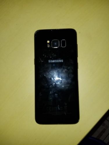 Samsung Galaxy S8 (Negotiable)