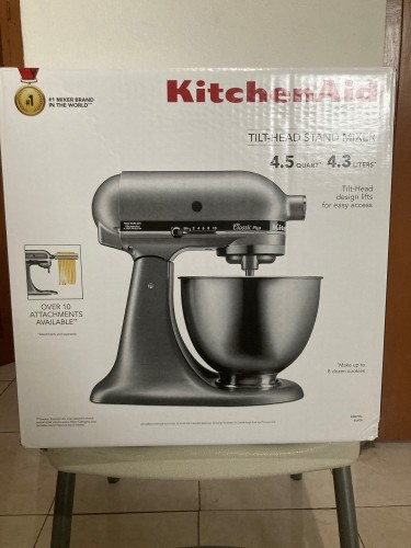 (NEW) KitchenAid Classic Plus 4.5 Quart Mixer Appliances Hope Road