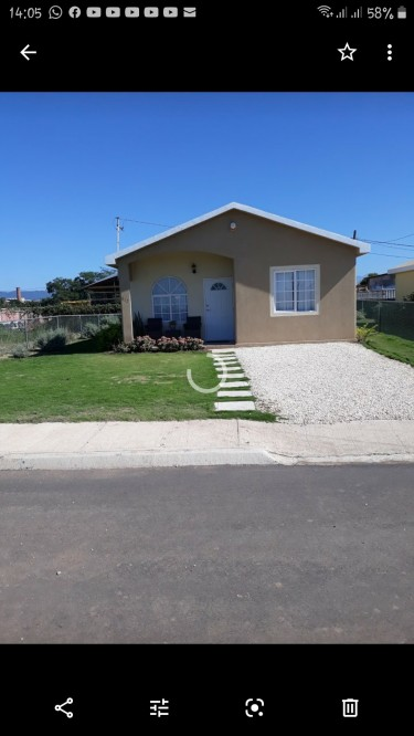 Unfurnished Newly Built 2 Bedroom House