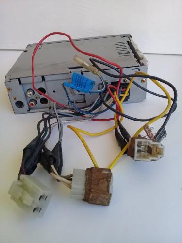 Car Radio/CD Player