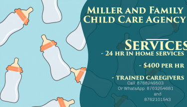 Miller And Family Child Care Agency