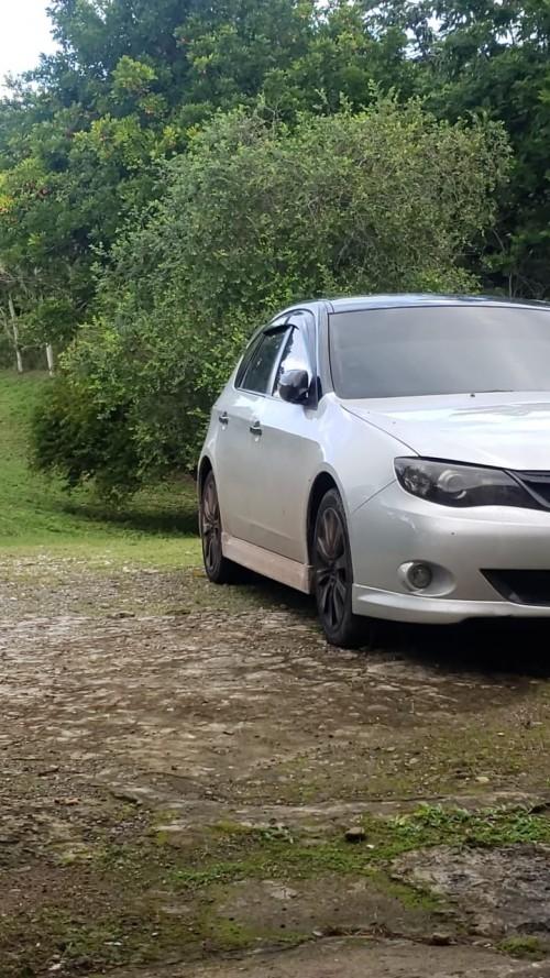 2011 Subaru Impreza Hatchback 1.2neg 2L Engine