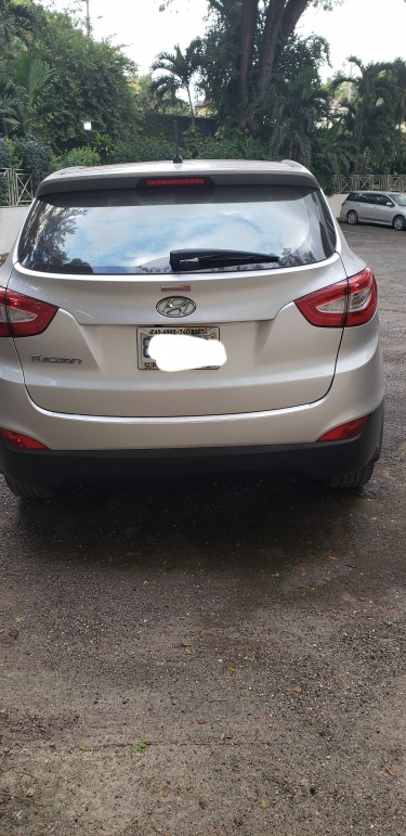 2015 Hyundai Tucson Limited Edition