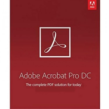 Buy Adobe Acrobat Pro DC Subscription - A2softadvi