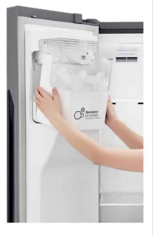 BRAND NEW IN Box LG INVERTER Refrigerator  <br /> ICEMKR