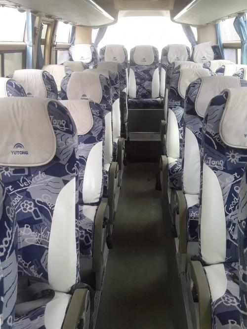 32 Seater Luxury Mini Coach With Cummings Engine,