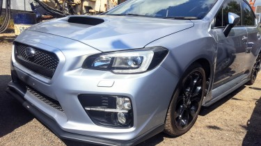 2014 Subaru WRX Turbo