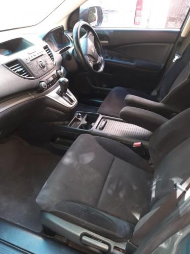 2012 Green Honda CRV For Sale